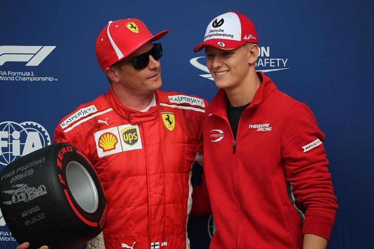 Ένα βήμα από την Ακαδημία νέων οδηγών της Ferrari ο Mick Schumacher | Newsit.gr