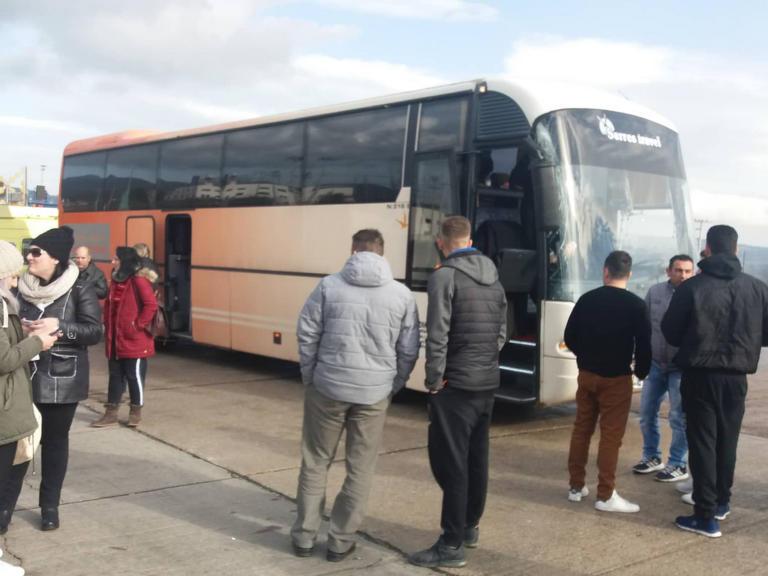 Συλλαλητήριο για τη Μακεδονία: Ατύχημα με πούλμαν από τις Σέρρες – Στούκαρε στα διόδια! video | Newsit.gr