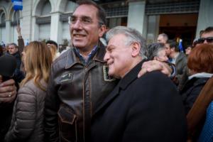 """Συλλαλητήριο Μακεδονία: Με Καμμένο και Ψωμιάδη η συγκέντρωση – Ποιοι πολιτικοί έδωσαν το """"παρών"""" [pics]"""