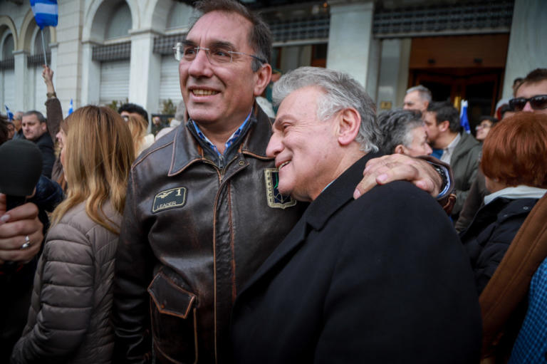 Συλλαλητήριο Μακεδονία: Με Καμμένο και Ψωμιάδη η συγκέντρωση – Ποιοι πολιτικοί έδωσαν το «παρών» [pics] | Newsit.gr