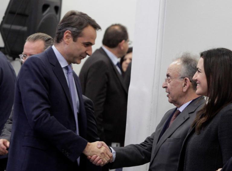 Δημήτρης Σιούφας: Το μήνυμα του Μητσοτάκη για τον θάνατο του πρώην προέδρου της Βουλής