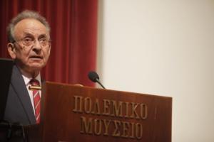 Δημήτρης Σιούφας: Ο πολιτικός κόσμος αποχαιρετά τον πρώην Πρόεδρο της Βουλής