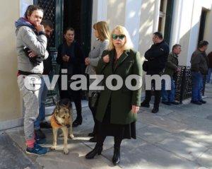 Εύβοια: Ένταση και απρόοπτα στη δίκη του ταβερνιάρη που σκότωσε τη σκυλίτσα! – video