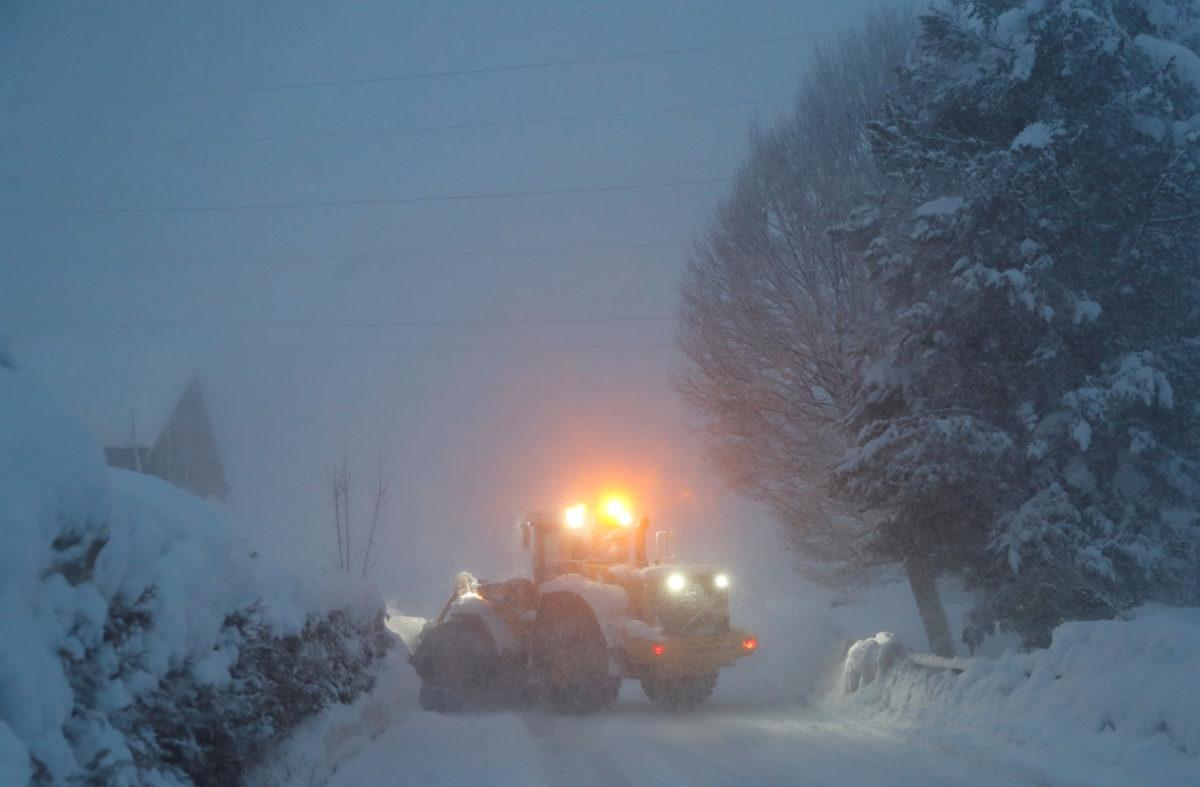 Τραγωδία στη Γαλλία! Νεκρός Ολλανδός σκιέρ από χιονοστιβάδα