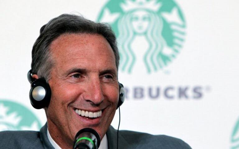 Τρέμε Τραμπ! «Κατεβαίνει» για πρόεδρος ο… Mr. Starbucks! | Newsit.gr