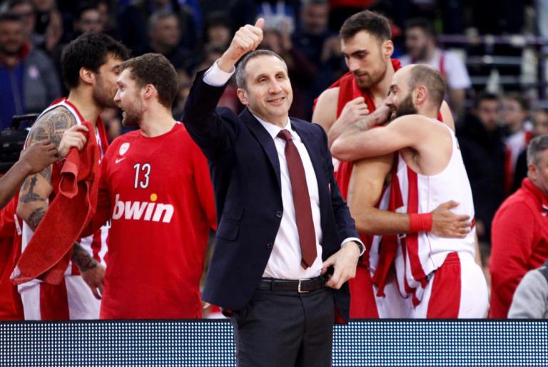 """Μπλατ για Σπανούλη: """"Ωραίο συναίσθημα να είμαστε μέρος του ρεκόρ του Βασίλη""""   Newsit.gr"""