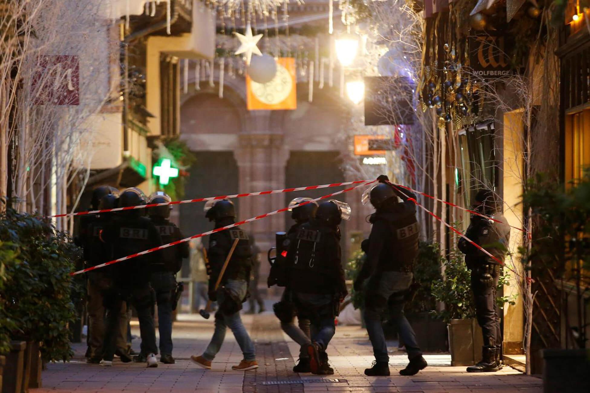 Στρασβούργο: Πέντε συλλήψεις για την Χριστουγεννιάτικη πολύνεκρη επίθεση