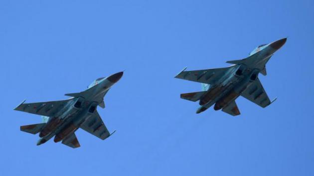Συναγερμός στη Ρωσία! – Καθηλώνονται όλα τα αεροσκάφη Su-34 μετά από εναέρια συντριβή! | Newsit.gr