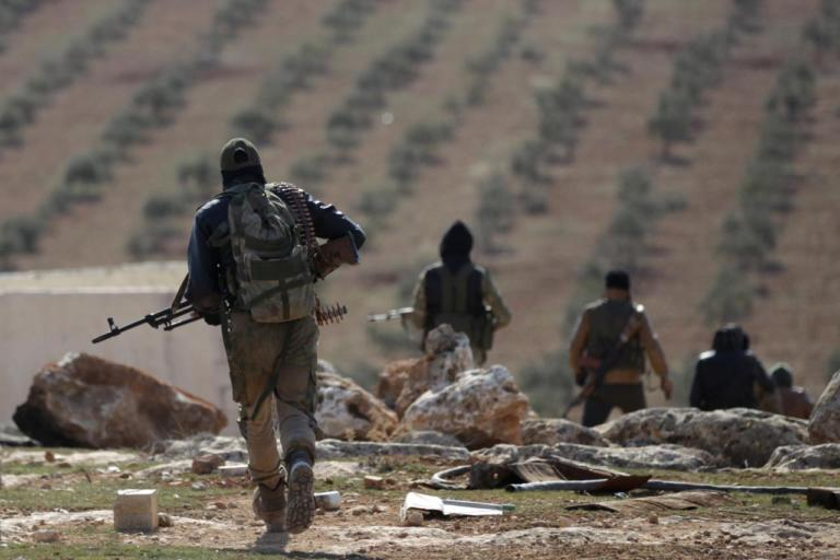 Συρία: Οκτώ αλλοδαποί τζιχαντιστές στα χέρια των κούρδων μαχητών