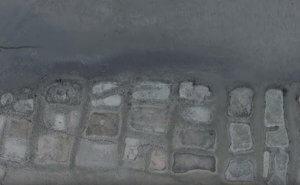 Κρήτη: Περίεργα σχήματα στην άκρη της στεριάς – Τι κρύβεται πίσω από αυτές τις εικόνες