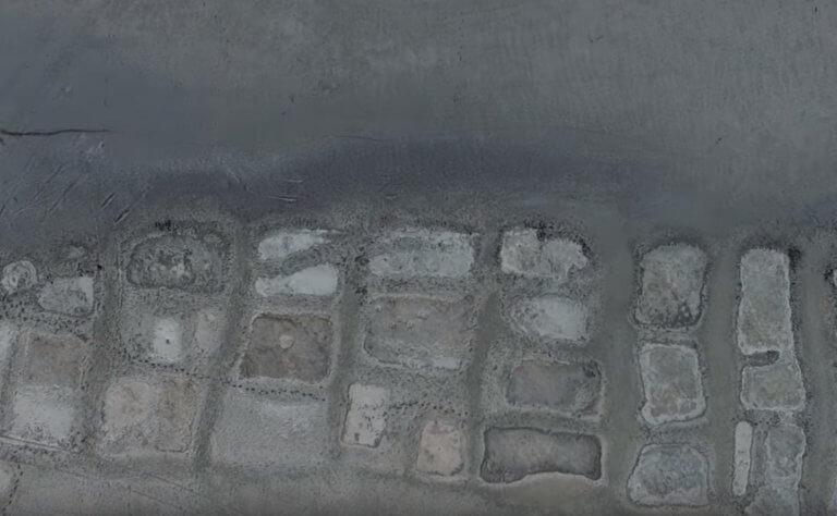 Κρήτη: Περίεργα σχήματα στην άκρη της στεριάς – Τι κρύβεται πίσω από αυτές τις εικόνες   Newsit.gr