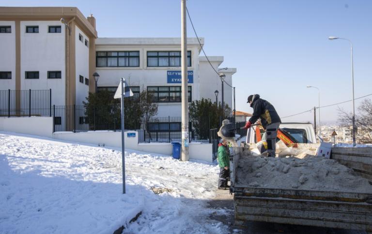Κλειστά σχολεία αύριο σε Θεσσαλονίκη, Κιλκίς, Καστοριά, Φλώρινα και Έδεσσα