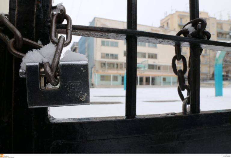 Καιρός: Κλειστά τα σχολεία στη Βοιωτία