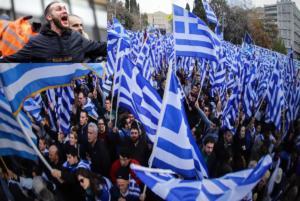 Συλλαλητήριο Μακεδονία: Η «λαοθάλασσα»… πνίγηκε στα χημικά!