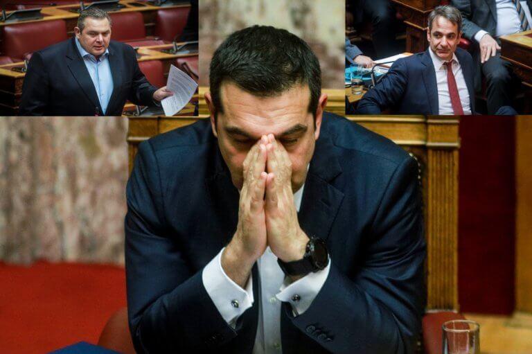 Συμφωνία των Πρεσπών: Τα ψέματα τελείωσαν! Ώρα… Βουλής | Newsit.gr