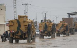 Συρία: Η Τουρκία διαμηνύει στον Άσαντ… να μην τολμήσει να μπει στην Μανμπίτζ