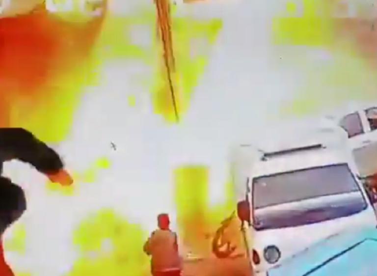 Συρία: Στους 20 οι νεκροί στο Μανμπίτζ – Βίντεο σοκ από την επίθεση αυτοκτονίας! | Newsit.gr