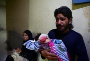 Συρία: Περισσότερα από 15 μωρά άφησαν την τελευταία τους ανάσα από την παγωνιά!