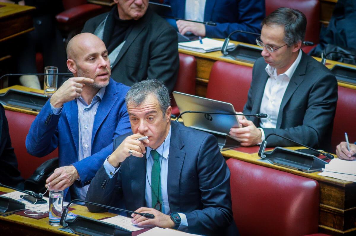 Γιώργος Αμυράς: Επιλαχών ευρωβουλευτής με τη ΝΔ και μοιραίος για το Ποτάμι!
