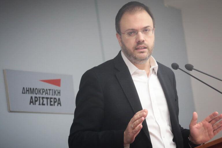 Θεοχαρόπουλος: Ακατανόητη η διαγραφή μου από το ΚΙΝΑΛ | Newsit.gr