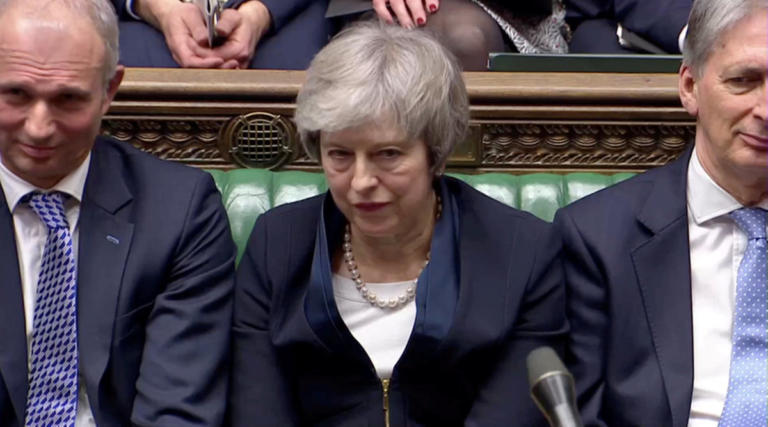 "Brexit – Η επόμενη μέρα από το ""Βατερλώ"" της Μέι"
