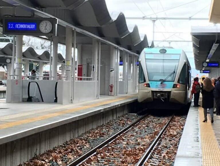 Σε 3 ώρες και 40 λεπτά Αθήνα – Θεσσαλονίκη! Παραδόθηκε η νέα σιδηροδρομική γραμμή | Newsit.gr