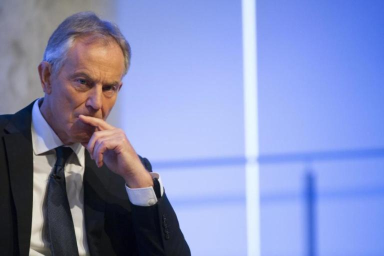 Τόνι Μπλερ: Η καθυστέρηση του Brexit είναι αναπόφευκτη | Newsit.gr