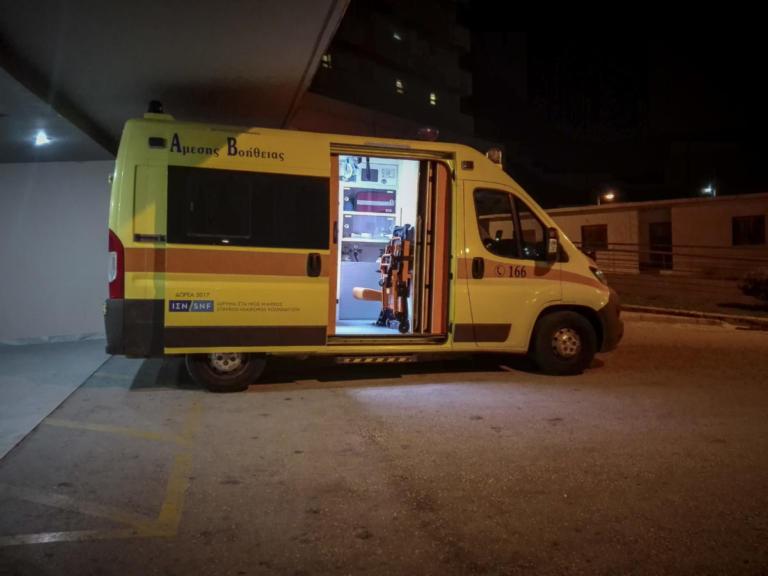 """Τρίκαλα: Σκηνές απείρου κάλλους μόλις έφτασε το ασθενοφόρο στο νοσοκομείο – Ο ασθενής έγινε """"ταύρος""""!"""