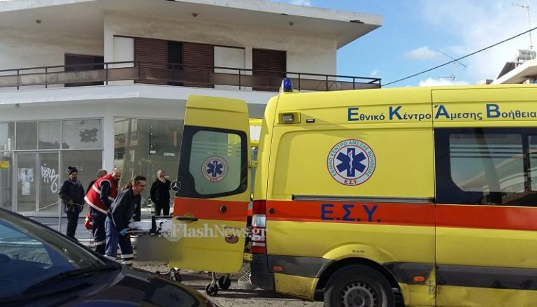 Χανιά: Πέθανε ο 95χρονος πεζός που παρασύρθηκε από αυτοκίνητο – Ο οδηγός τον εγκατέλειψε!