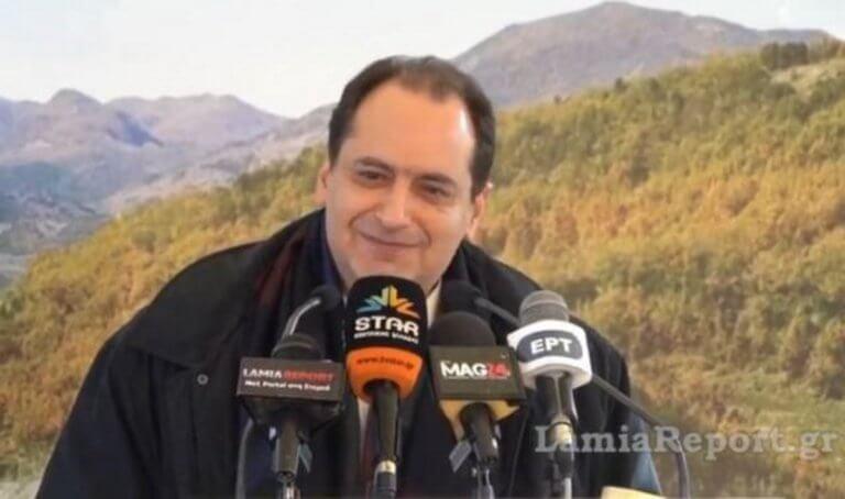 Σπίρτζης σε Κ. Μπακογιάννη: Κερνάς τσίπουρα! | Newsit.gr