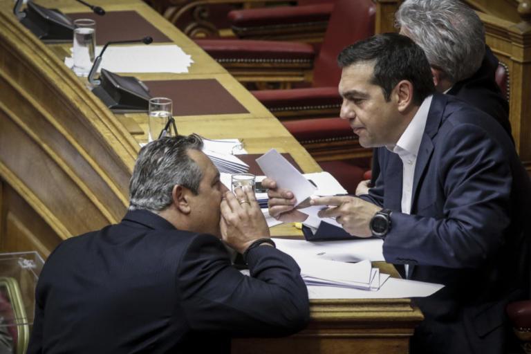 Επίθεση Καμμένου σε Τσίπρα: Οι ακραίοι σε έκαναν πρωθυπουργό! | Newsit.gr