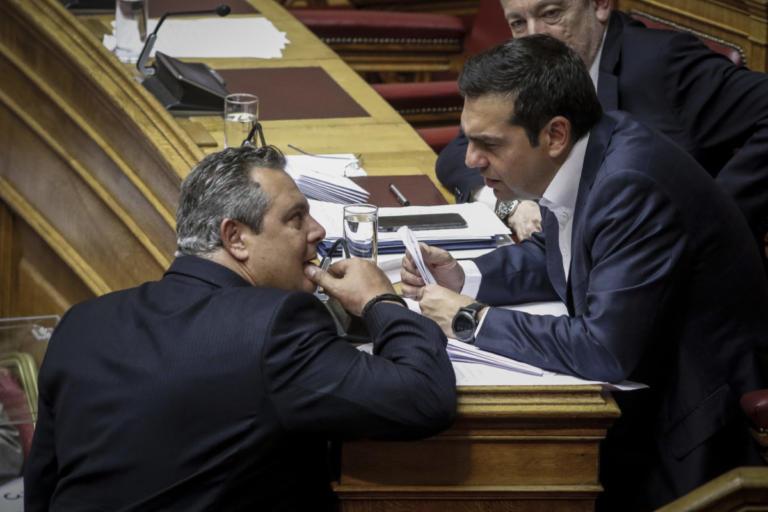 Πρόβα διαζυγίου στα δελτία ειδήσεων! Που θα εμφανιστούν Τσίπρας και Καμμένος | Newsit.gr
