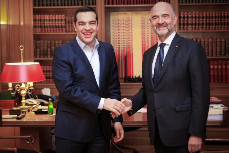Συνάντηση Τσίπρα – Μοσκοβισί… όλο νοήματα για την ψήφο εμπιστοσύνης [pics]   Newsit.gr
