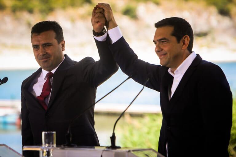 Ποιοι προτείνουν Τσίπρα και Ζάεφ για το Νόμπελ Ειρήνης