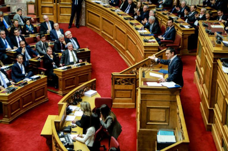 Βουλή: Ψήφος εμπιστοσύνης στην κυβέρνηση Τσίπρα με 151 «ναι» – Οι έξι βουλευτές «κλειδιά»   Newsit.gr