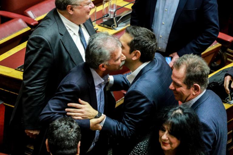 Πρώτη «πρόβα» κοινής πορείας Δανέλλη με τον ΣΥΡΙΖΑ | Newsit.gr