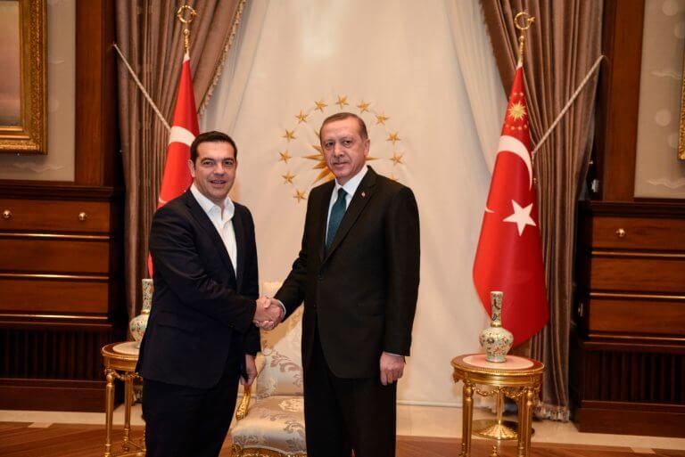 Εκπρόσωπος Ερντογάν: Με τον Τσίπρα θα μιλήσουμε για τους… Τούρκους της Θράκης και για τα νησιά