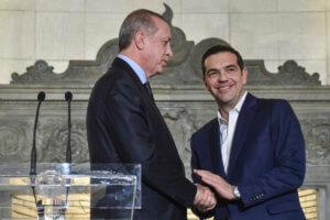 Στην Τουρκία ο Τσίπρας στις 5 Φεβρουαρίου – Συνάντηση με Ερντογάν