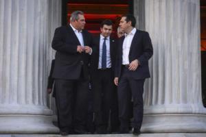 """Σενάρια για εκλογές – Ο Καμμένος φεύγει και """"τινάζει"""" το χρονοδιάγραμμα του Τσίπρα"""