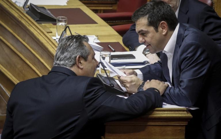 Τσίπρας: Σκληρό πόκερ και τελεσίγραφο στον Καμμένο! | Newsit.gr