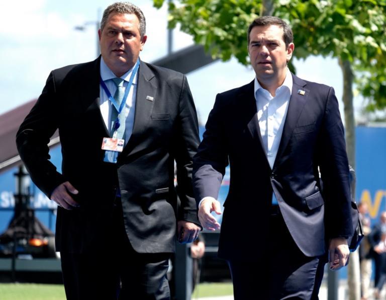 Και τώρα οι δυο τους! Έτσι θα κλείσει τον κύκλο της συγκυβέρνησης ο Καμμένος | Newsit.gr