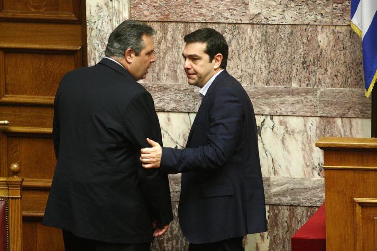 Τι θα ζητήσει ο Καμμένος από τον Τσίπρα στο ραντεβού της Παρασκευής | Newsit.gr