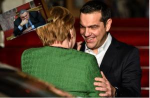 """Τσίπρας: Με """"αβάντα"""" Μέρκελ στο… πόκερ με Καμμένο!"""