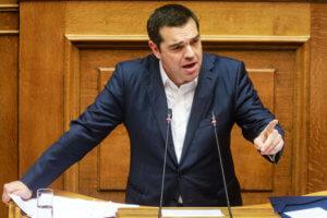 Συμφωνία των Πρεσπών Τσίπρας Μητσοτάκης