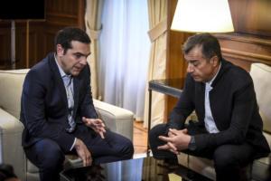"""Συμφωνία των Πρεσπών ή """"συμφωνία"""" εκλογών; Σενάρια αποχής από το Ποτάμι"""