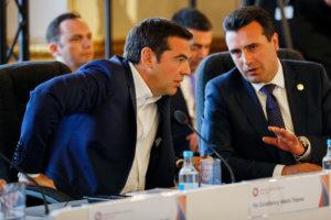 «Έρχονται» συστάσεις Τσίπρα σε Ζάεφ για τη… σκέτη «Μακεδονία»