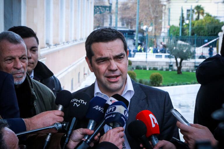 Τσίπρας: Σήμερα γεννήθηκε η Βόρεια Μακεδονία και την καλωσορίζουμε