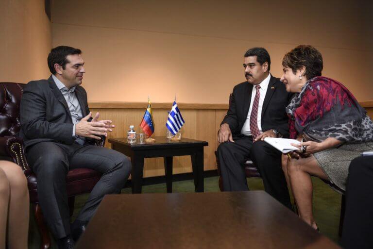 Μητσοτάκης: Τι είναι αυτό ακριβώς που συνδέει τον Τσίπρα με τον Μαδούρο; | Newsit.gr
