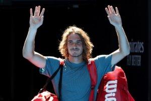 """""""Χρυσάφι"""" για Τσιτσιπά! Έγινε… πλούσιος στο Australian Open"""