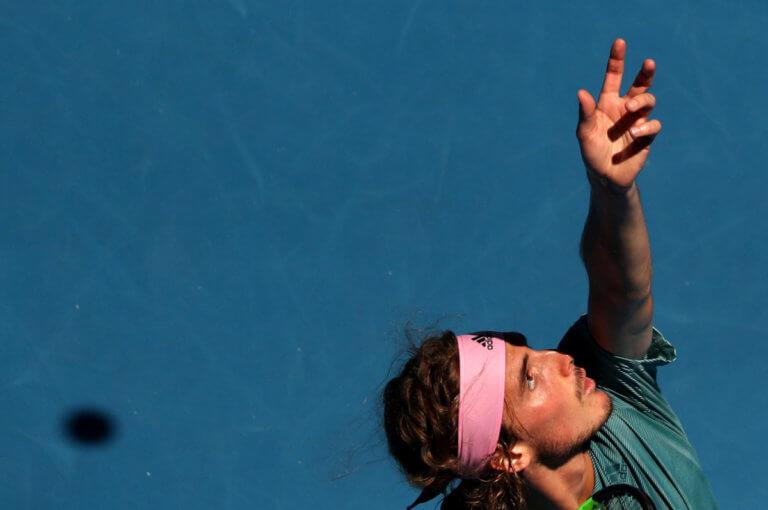 Ο Τσιτσιπάς στη φωτογραφία της ημέρας! No 1 επιλογή στο Ευρωπαϊκό Πρακτορείο | Newsit.gr